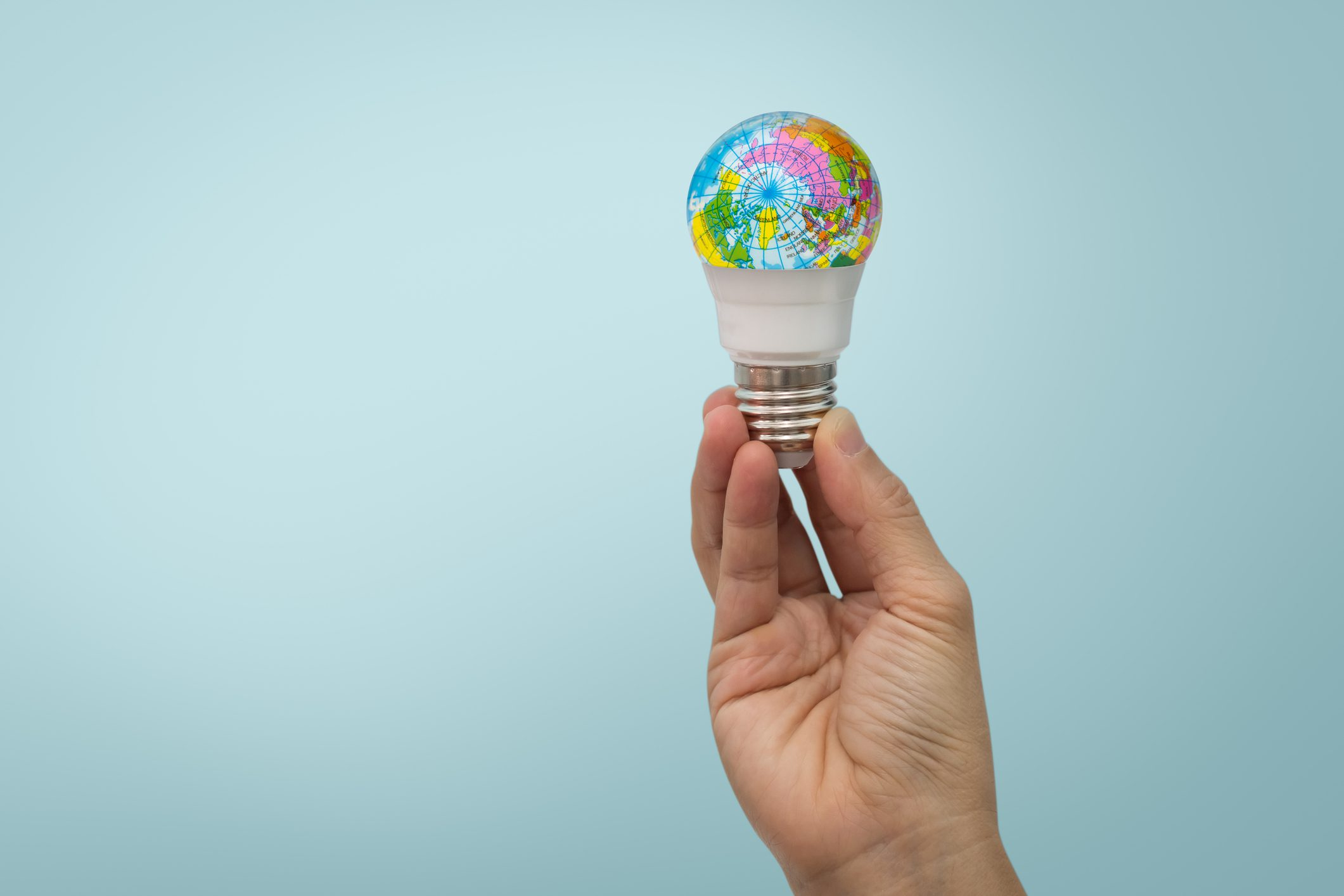 Four Reasons to Search with a Global Mindset